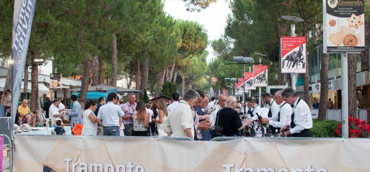 Tramonto DiVino: prima tappa a Milano Marittima