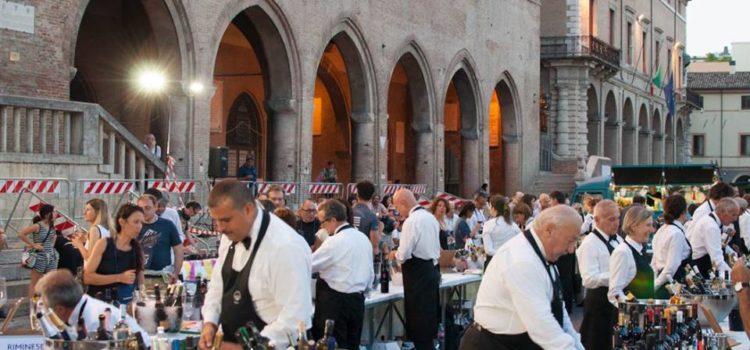 Il mondo del gusto dell'Emilia Romagna a Rimini