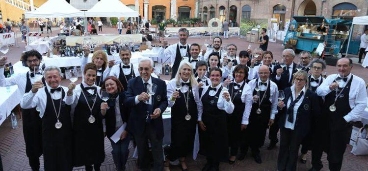 Quinta tappa per Tramonto DiVino: Ferrara accoglie il tour del gusto